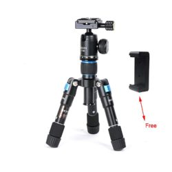 BEXIN-Camera-Travel-Professional-Photography-Smartphone-Fishing-Tripod-ball-head-Mini-Tripod-Holder-for-Phone-Camera-1