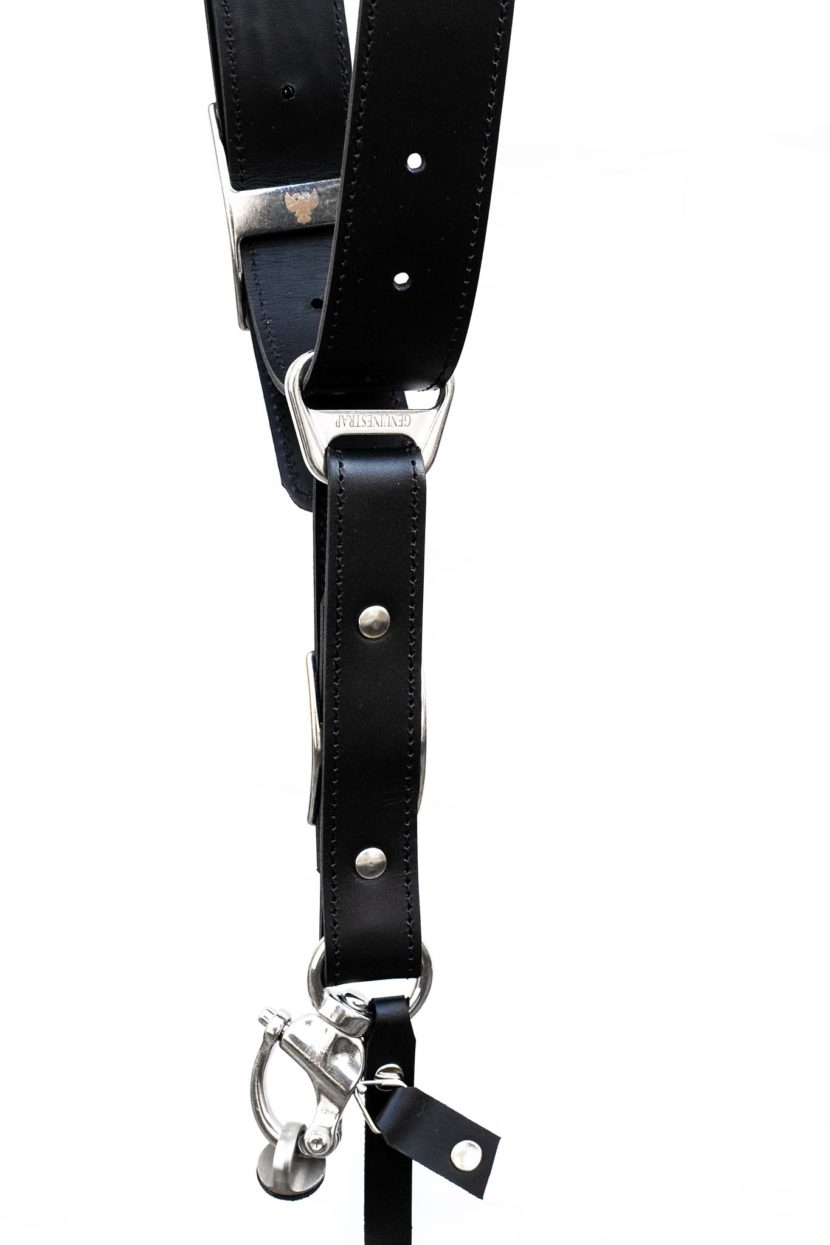 Black Camera Strap Cruzan New Edition