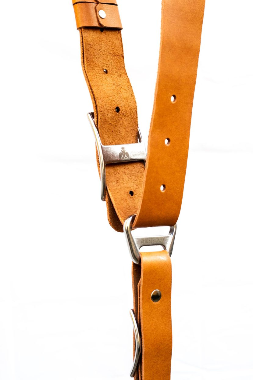 Brown Camera Strap Siena New Design