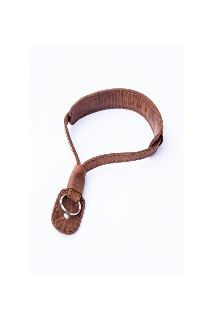 Brown Wrist Strap for Camera (1)