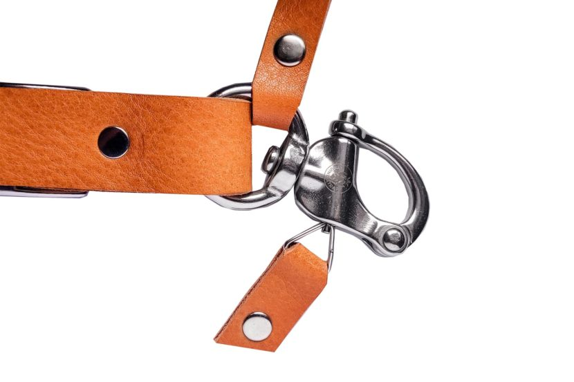 Extra sliders leather sliders for your leather harness