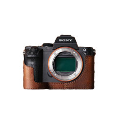 Leather Case For Sony A7II A7 Mark 2 A7R2