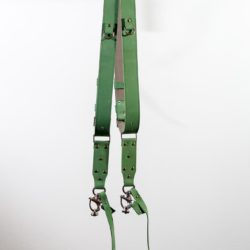 Green Camera Strap | AMULET EDITION