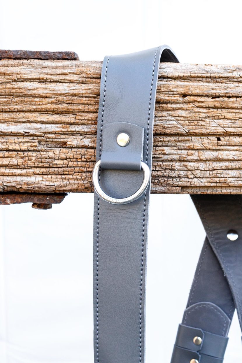 Grey Camera Strap Sandstone New Edition