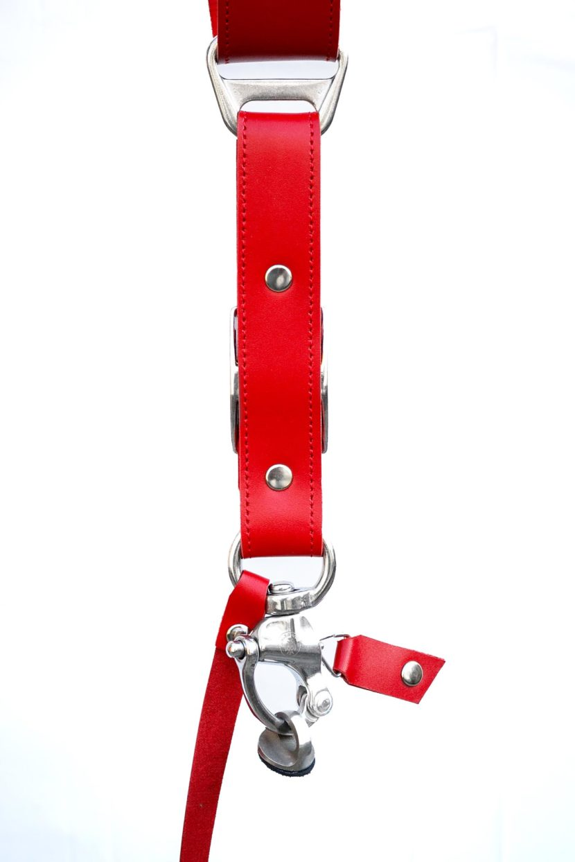 Red Camera Strap campari New Edition