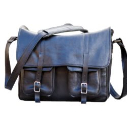 black-leather-messenger-dSLR-bag-TUSCANS
