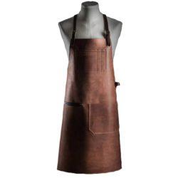 Leahter apron