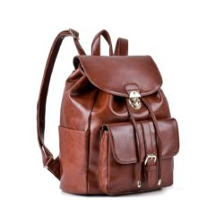 Leather Backpack Customizable