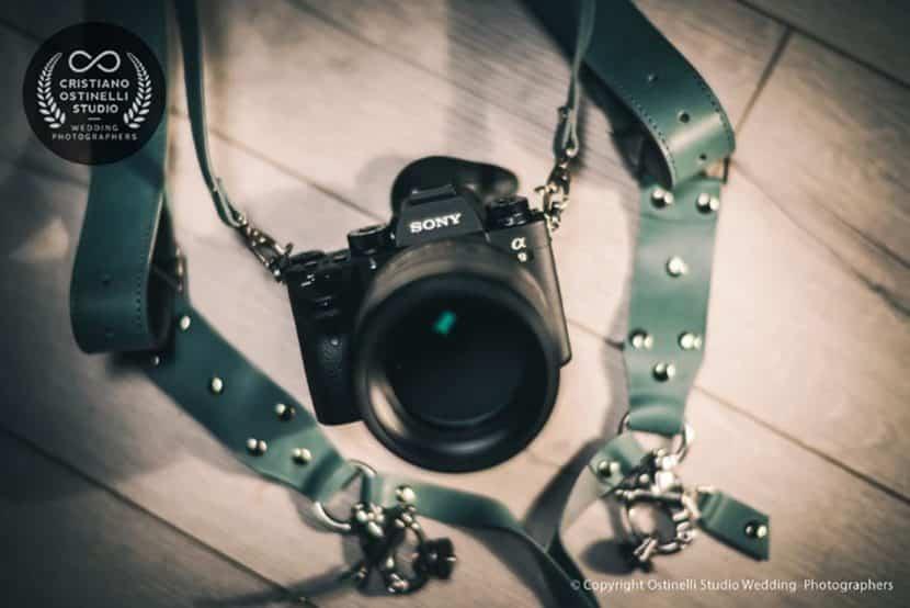 Blue Camera Strap | SIROCCO EDITION
