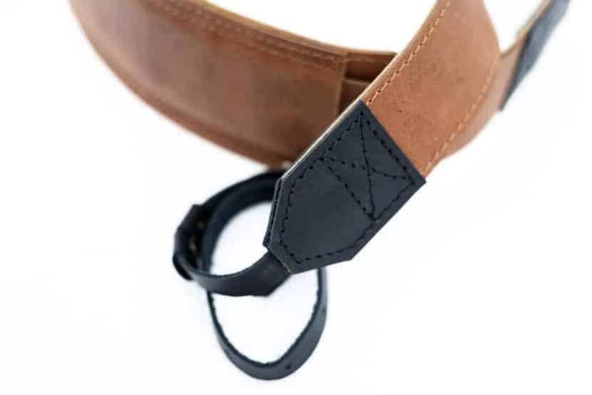 Leather Neck Shoulder Strap