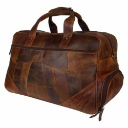 Rustic Town Leather Bag