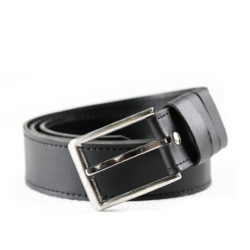Cintura pantaloni cuoio