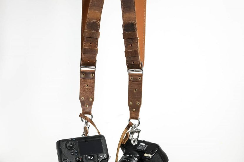 Brown Camera Strap | VINTAGE EDITION
