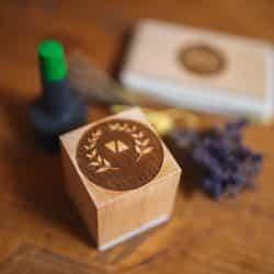 Timbri personalizzati in legno