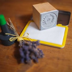 Custom Wood Stamps
