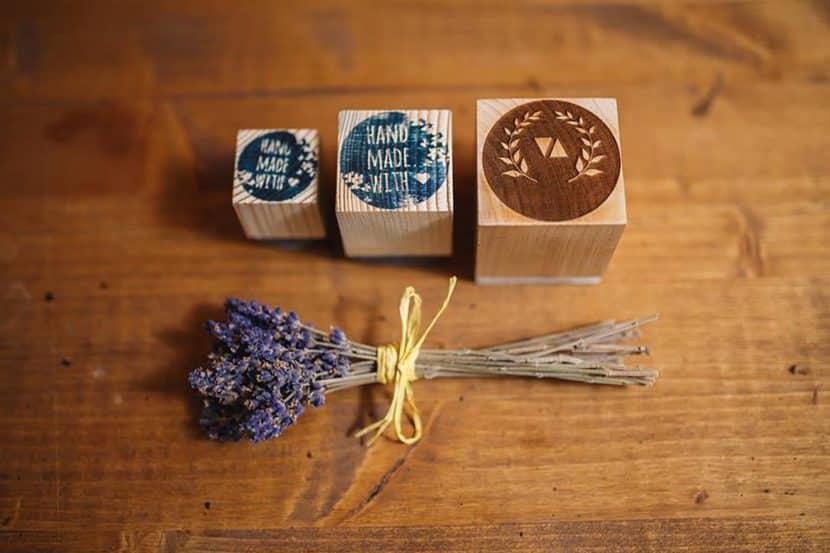 Custom Wood Stamps