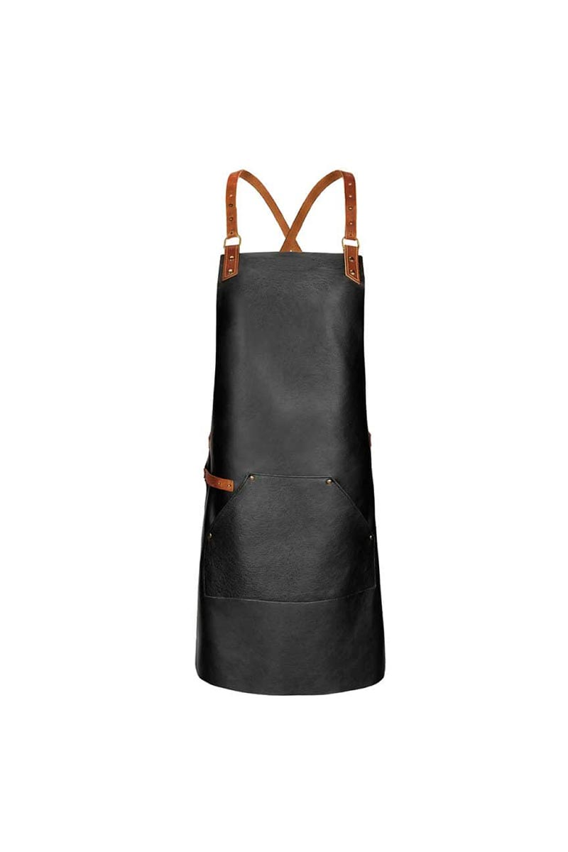 Backstrap Leather Apron Deluxe