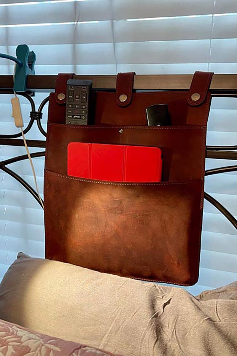 Bed or Chair Hanging Organizer